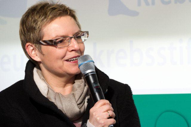MdB Sabine Dittmar (SPD) stand ebenfalls für Fragen zur Verfügung. (Bild: ro-b.com/Photographie)