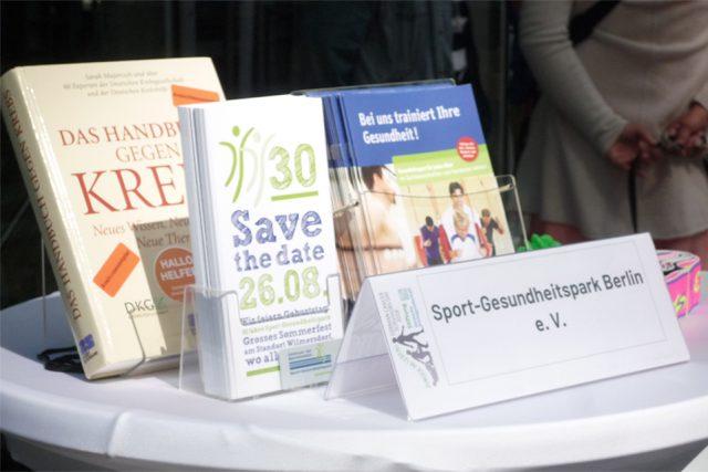 Gesunde Bewegung hilft, den Krebs besser zu bewältigen (Foto: Iris Meumann)
